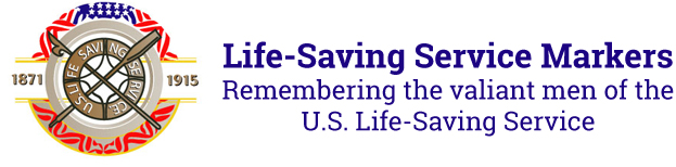 US Life-Saving Service Grave Markers